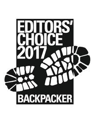 Backpacker Editors Choice Award