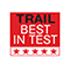 Trail Magazine - Best in Test
