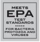 Meets EPA Standards